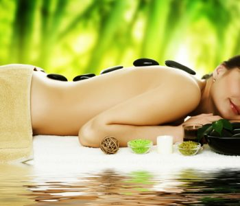 3 Wellness-Wintertage deluxe im Jagdschloss inkl. Hot Stone Massage